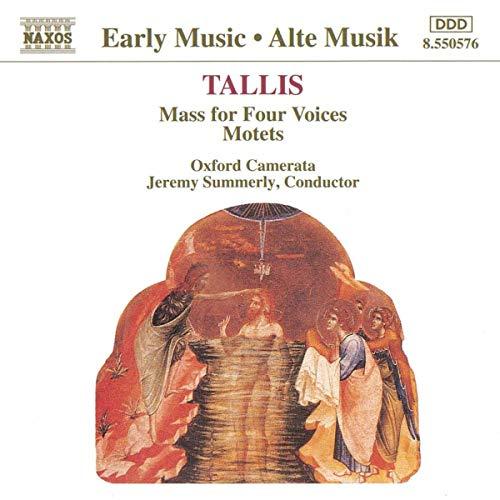 Tallis: Messe zu vier Stimmen