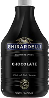Sponsored Ad - Ghirardelli premium sauce chocolate net wt 5lb 7.3oz