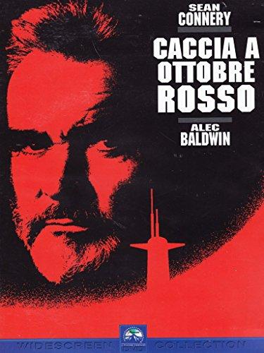 Caccia A Ottobre Rosso (Bookmovies)