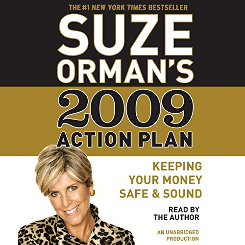 Suze Orman's 2009 Action Plan audiobook cover art