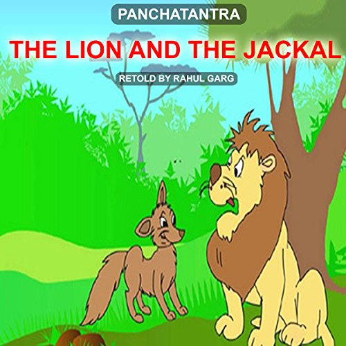 The Lion and the Jackal audiobook cover art