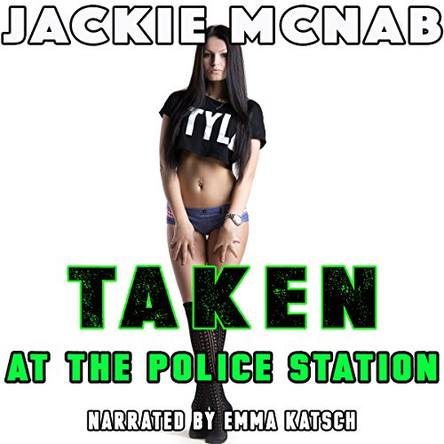 Taken at the Police Station audiobook cover art