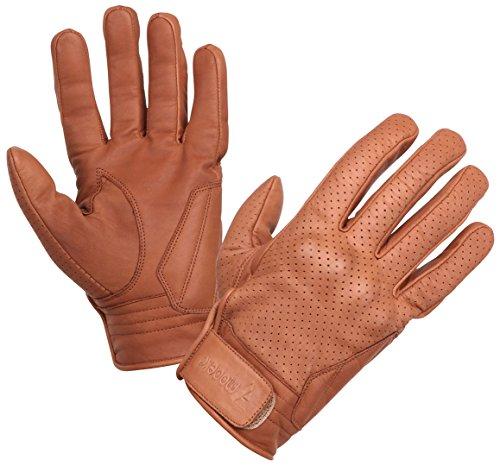 Modeka Hot Classic Handschuhe 9 Braun