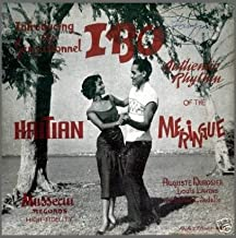 78 RPM Set Introducing the Sensational Ibo Authentic Rhythm of the Haitian Meringue