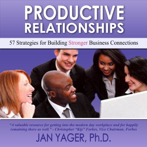 Productive Relationships audiobook cover art