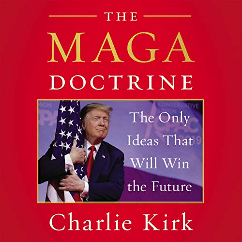 The MAGA Doctrine cover art