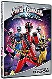 Power Rangers Ninja Steel: Fusion (Volume 3) Episodes 9-12 [DVD] [Reino Unido]