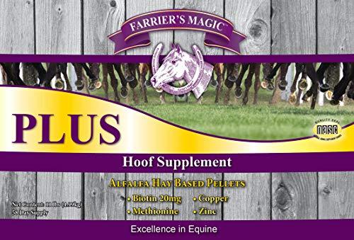 Farriers Magic Hoof Supplement Plus 11 lb