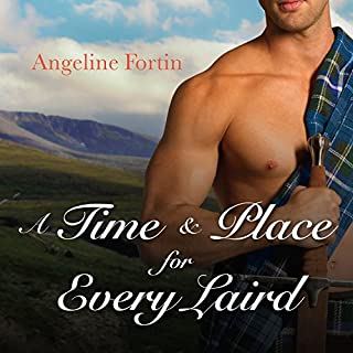 A Time & Place for Every Laird audiobook cover art