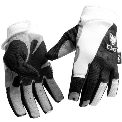 TSG Protektor Team Glove Black/White L