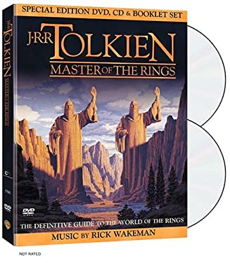 J.R.R. Tolkien - Master of the Rings Gift Set