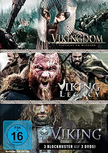 Vikingdom / Viking Legacy / Viking [3 DVDs]