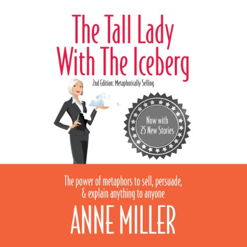 The Tall Lady with the Iceberg audiobook cover art