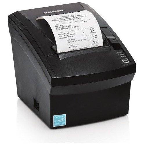 Bixolon SRP-330IICOSK Térmico POS printer 180 x 180DPI impresora de recibos - Terminal de punto de venta (Térmico, POS printer, 220 mm/s, 180 x 180 DPI, 8 cm, Negro) [España]