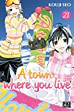 A town where you live T21