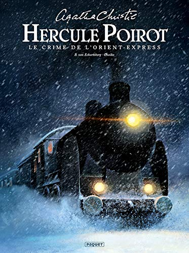 Hercule Poirot Le Crime de l'Orient Express: Hercule Poirot