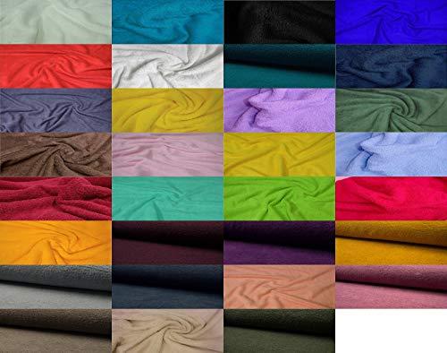 Tela de lana de rizo de Fabrics-city