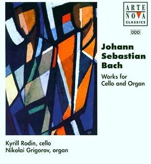 Bach J.S: Sonatas Bwv 1027-1029, Largo Bwv 1056, Air Bwv 1068