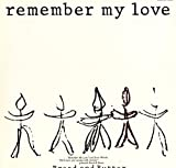REMEMBER MY LOVE(日本語Version) 歌詞