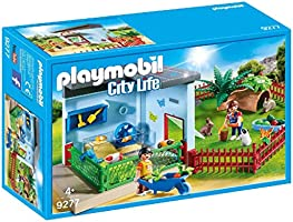 Playmobil 9277 - Kleine dierpensioenspel