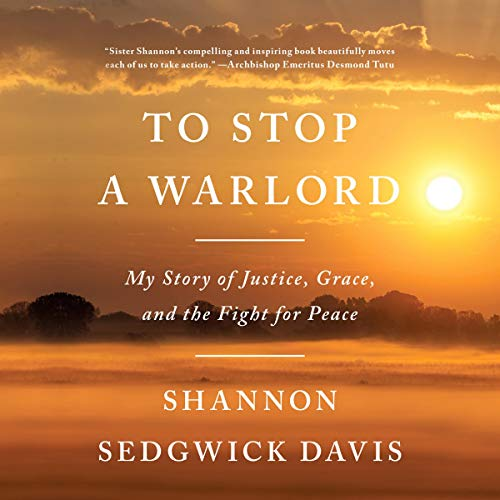 To Stop a Warlord audiobook cover art