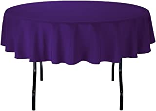 Best teal round tablecloths Reviews