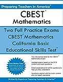 CBEST Mathematics: California Basic Educational Skills Test
