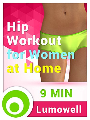 Hip Workout for Women at Home