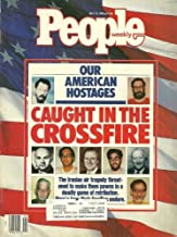 Terry Anderson, American Hostages in Iran, Archbishop Marcel Lefebvre, Bob the Weather Cat, Lionel and Brenda Richie - July 18, 1988 People Weekly Magazine