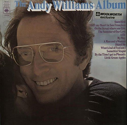 Top 10 andy williams christmas album vinyl for 2020