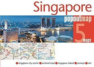 Singapore PopOut Map (PopOut Maps)