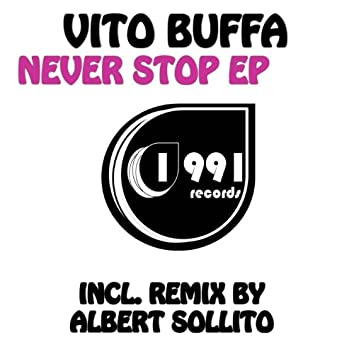 Never Stop - EP