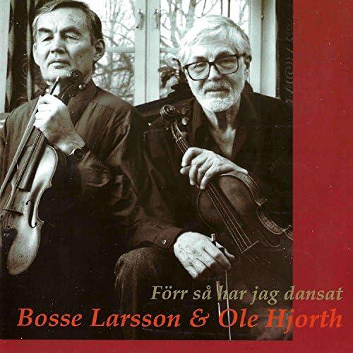 Bosse Larsson & Ole Hjorth