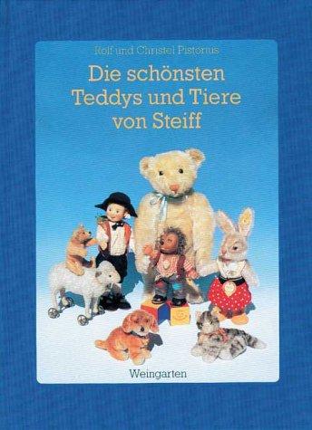 Die schönsten Teddys und Tiere von Steiff