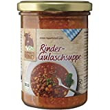 [page_title]-Metzgerei Heilmaier Rinder-Gulaschsuppe aus Bayern (400 ml) - Bio