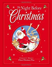 The Night Before Christmas: The Classic Poem. for Ages 3 and Up. (Award Gift Books)