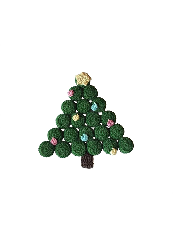 Popular Christmas Tree Trivet 2021 new