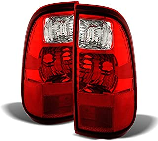 2008-2016 F250/F350/F450/F550 Super Duty Tail Lights Left+Right Replacement sets