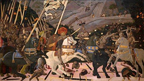 Gifts Delight Laminated 42x24 Poster: Piero Della Francesca - Renaissance Painting After Masaccio