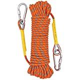 X XBEN Outdoor Climbing Rope 1...