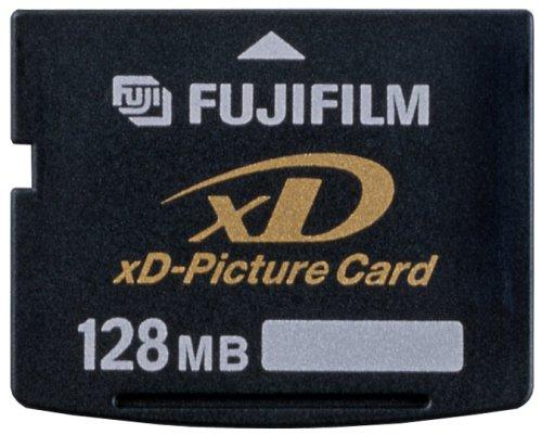 Preisvergleich Produktbild Fuji 128MB xD Picture Card Speicherkarte
