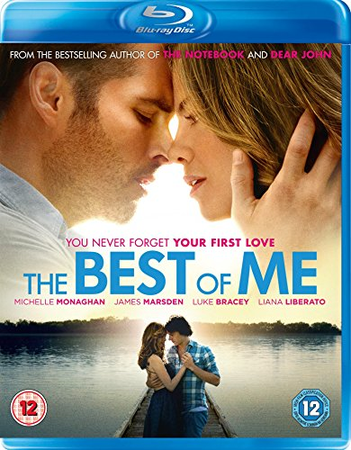 The Best Of Me [Blu-ray] [2014] [Region2] Requires a Multi Region Player
