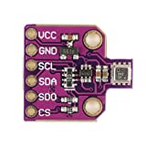 CJMCU-680 BME680 Placa de Conexión del Sensor de Temperatura y Humedad Placa de desarrollo de Altura de Presión Ultra Pequeña Módulo detector de Temperatura y Humedad