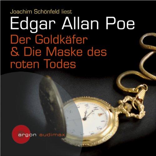 Der Goldkäfer & Die Maske des roten Todes Titelbild