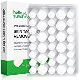 Skin Tag and Acne Remover Patches 108 (Pcs), Tags Dries and Fall Away, Natural Ingredients, Improved Formulation Skin Tag Remover