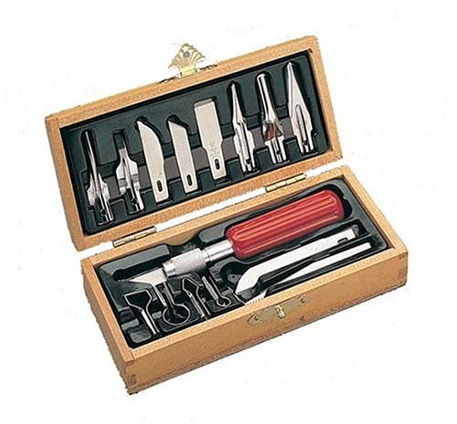 Xacto X5175 Deluxe Woodcarving Set