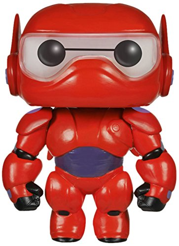 POP! Vinilo - Big Hero 6: 6\ Baymax