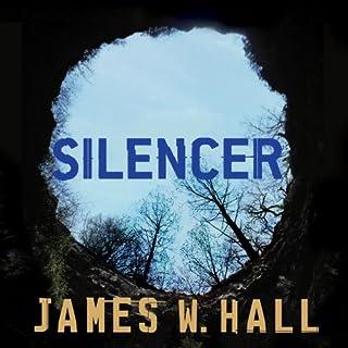 Silencer audiobook cover art