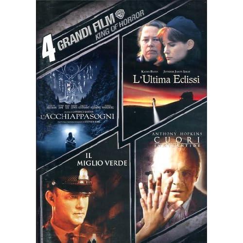 4 grandi film - King of horror