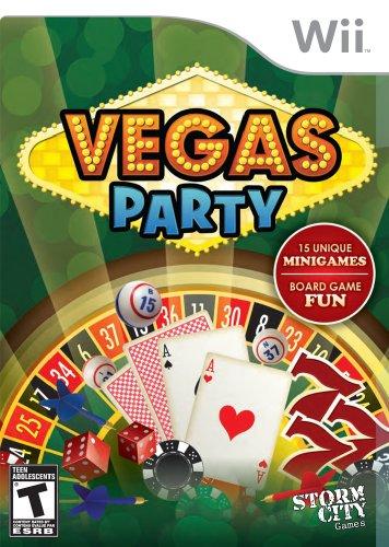 Vegas Party - Nintendo Wii